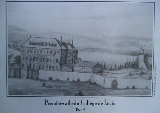 Le collège de Lévis