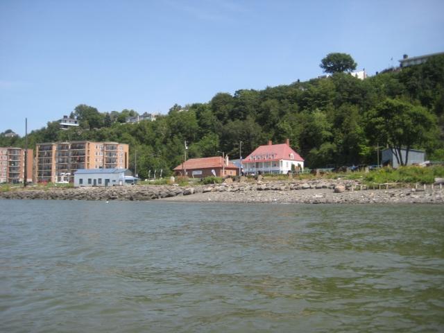 La maison Homestead et le chantier maritime fondé par Allison Davie