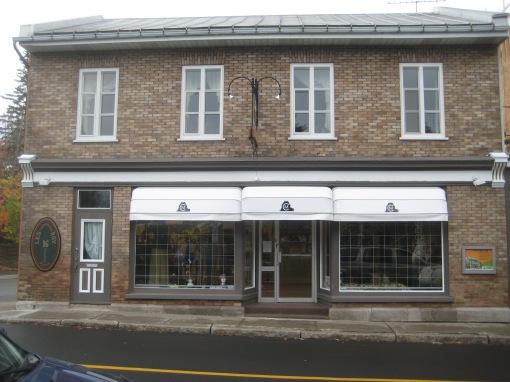 La façade du 18, avenue du Passage