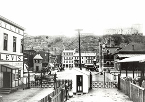 Traverse - rue Laurier - 1900 - 2