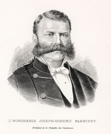 Traverse J. Goderic Blanchet