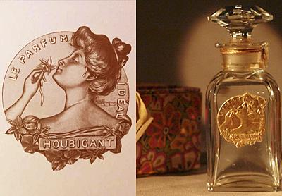Léa Drolet Le Parfum Ideal 1900 Houbrigant