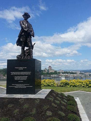 Francois-Gaston-de-Levis - Statue et monument 3