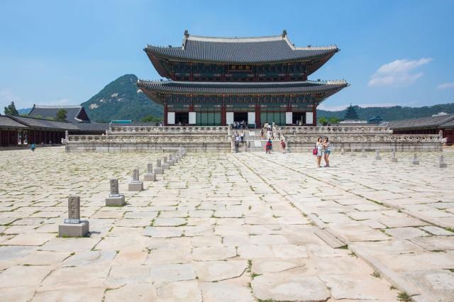 Traverse - Seoul - Gyeongbokgung - 1