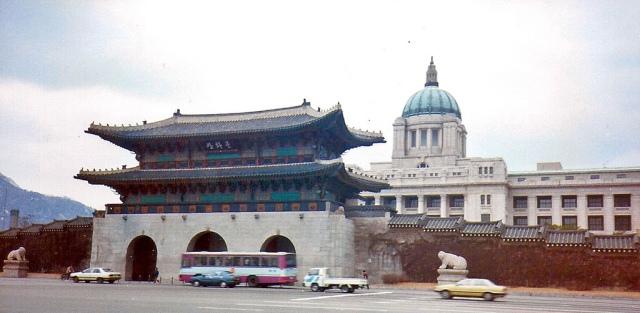 Traverse Seoul - Japanese adm. 3