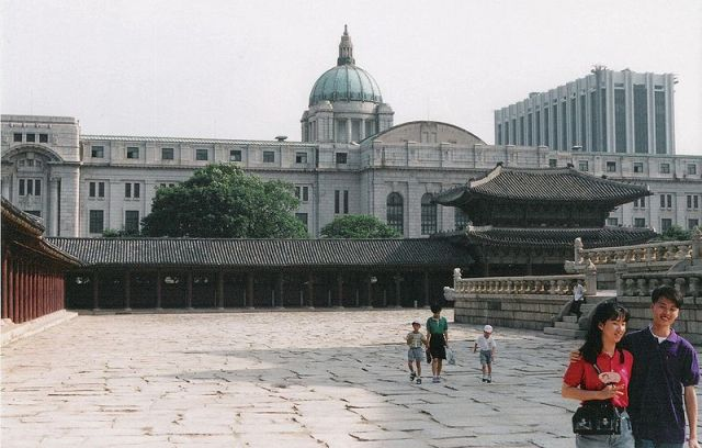 Traverse Seoul - Japanese adm. 4