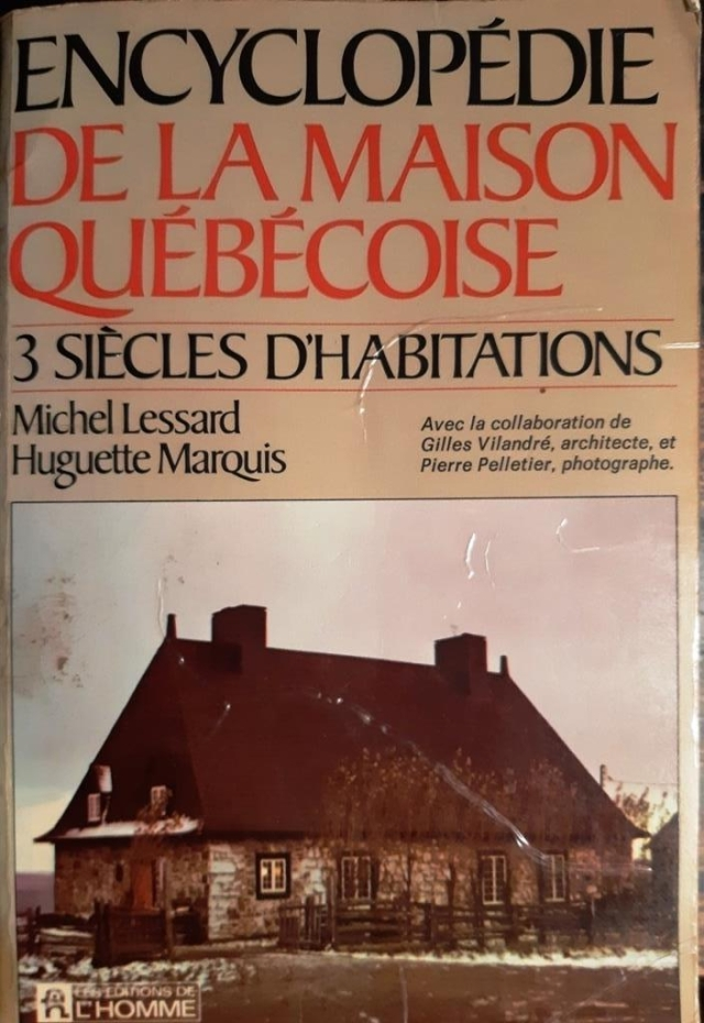 Cottage Anglo-Normand - Encyclopédie Michel Lessard 3