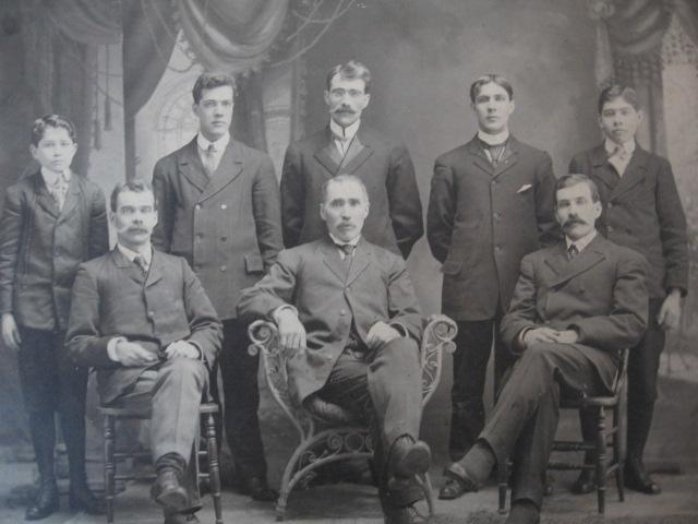 Famille Napoléon Mercier Photo