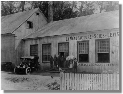 La Manufacture de Scies de Lévis No 2